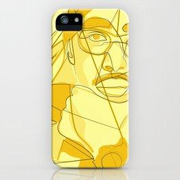 Oddisee iPhone Case