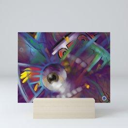 Falling Mini Art Print