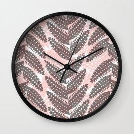 Plumage Wall Clock
