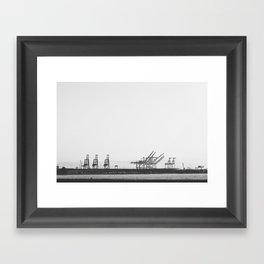 Oakland Strong Framed Art Print