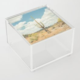 Old West Arizona Acrylic Box