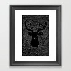 Deerest Framed Art Print