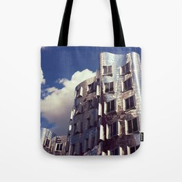 Neuer Zollhof | Frank Gehry | architect Tote Bag