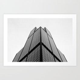 Willis Tower (Chicago) Art Print