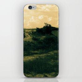 Hiking Across Ukraine iPhone Skin