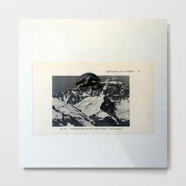 Turtle #10 (Mount Everest) [Cecilia Lee] Metal Print