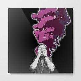 Lose Your Soul Tonight (Color) Metal Print