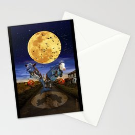Halloween II Stationery Cards