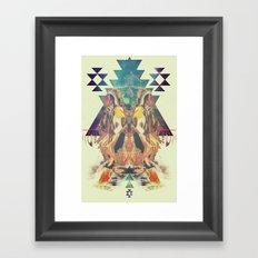 Cosmic Dance Framed Art Print