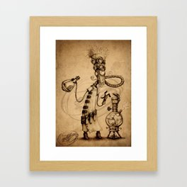#12 Framed Art Print