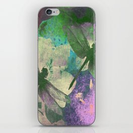 Dragonflies ZZ iPhone Skin