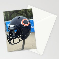Bears Helmet Color Photo Stationery Cards