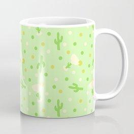 Margaritas and Cactus Coffee Mug