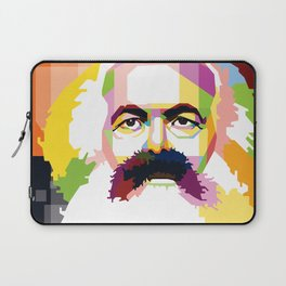 Karl Marx Laptop Sleeve