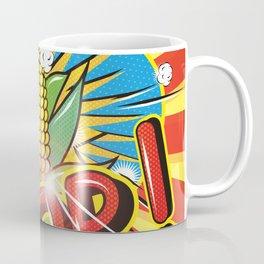 corncob with leaves - POP! - Coffee Mug