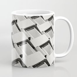 Modernistic Architectural Pattern Coffee Mug