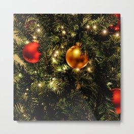 christmas_tree Metal Print