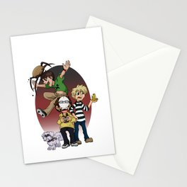 Sup Bro Audience  Stationery Cards