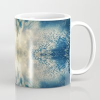 fractal Mugs featuring Fractal by GBret