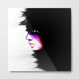 A Force to be Reckoned With  Metal Print