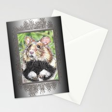 Did Someone Say Nuts Stationery Cards