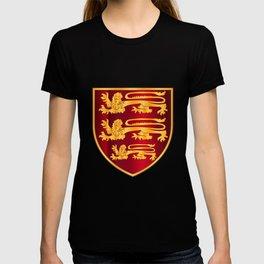 British Three Lions Crest T-shirt