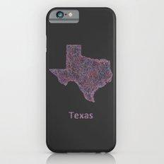 Texas iPhone 6s Slim Case