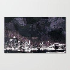 Night Life Canvas Print