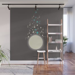 Life Force. Soul. Energy Wall Mural