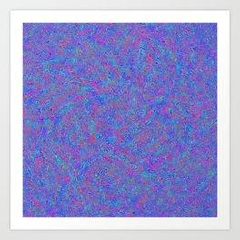 Multi Colors Art Print