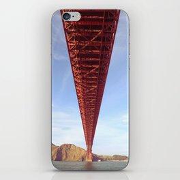 Golden Gate Bridge iPhone Skin