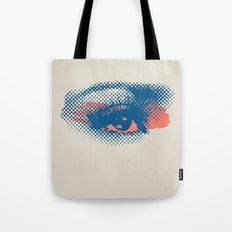 Heaven Is In Your Eyes Tote Bag