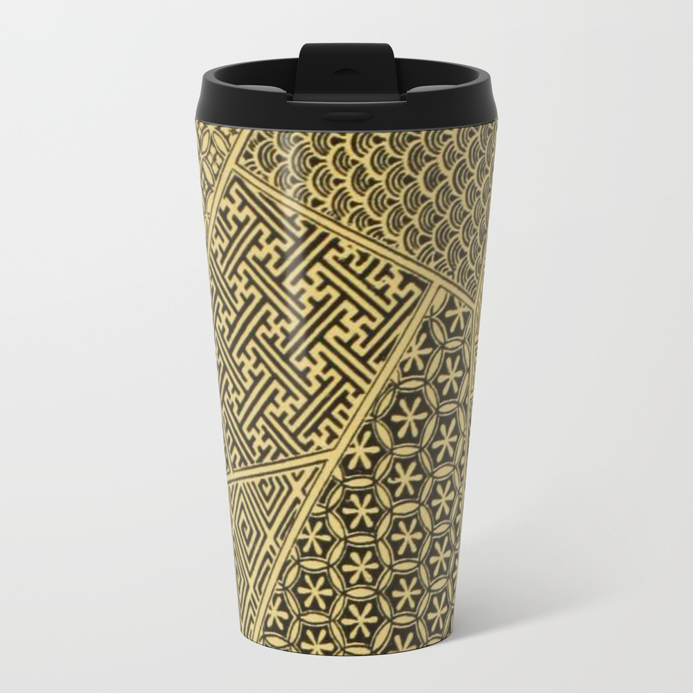 Japanese Patterns Travel Cup TRM7991470