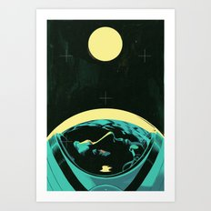 Not In Kansas Anymore Art Print