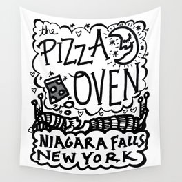 Pizza Dreams Wall Tapestry