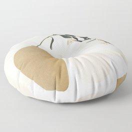 Couple Of Vases Floor Pillow