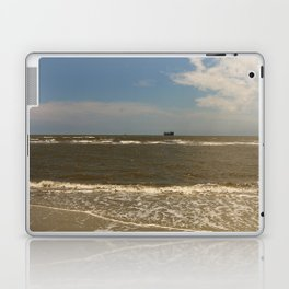 St Simons Island Beach Laptop & iPad Skin