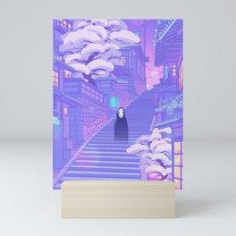 Kaonashi Mini Art Print