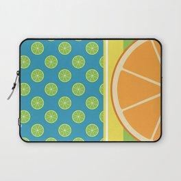 Summer Citrus Party Laptop Sleeve