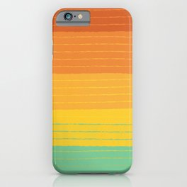 Hot Day iPhone Case