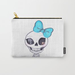 Shelly Skelly Carry-All Pouch