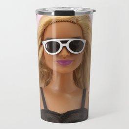 K Bye :) Travel Mug