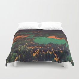 ŁÁQUESCÅPE Duvet Cover