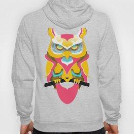 Nairobian Owl Hoody