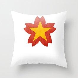 Vietnamese Week (W) Throw Pillow