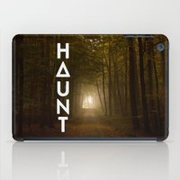 bastille iPad Cases featuring Bastille - Haunt #2 by Thafrayer