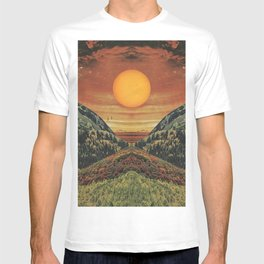 Sunset vibes T-shirt