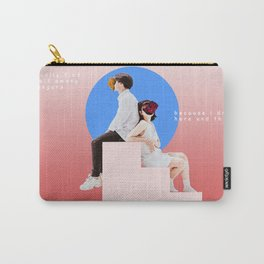 Flower Couple - Great Gatsby Carry-All Pouch