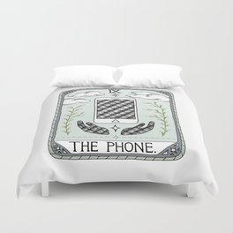 The Phone Duvet Cover