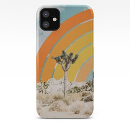 Desertscape iPhone Case